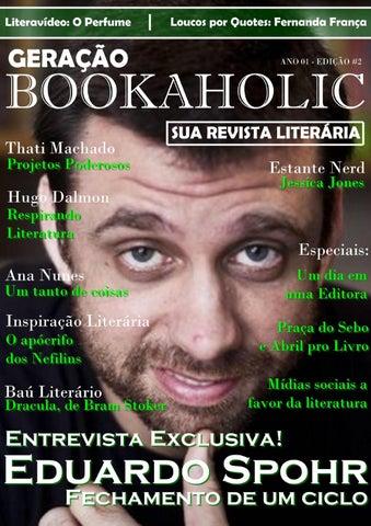 b5b4759e8d REVISTA GERAÇÃO BOOKAHOLIC SEGUNDA EDIÇÃO by Revista Geração ...