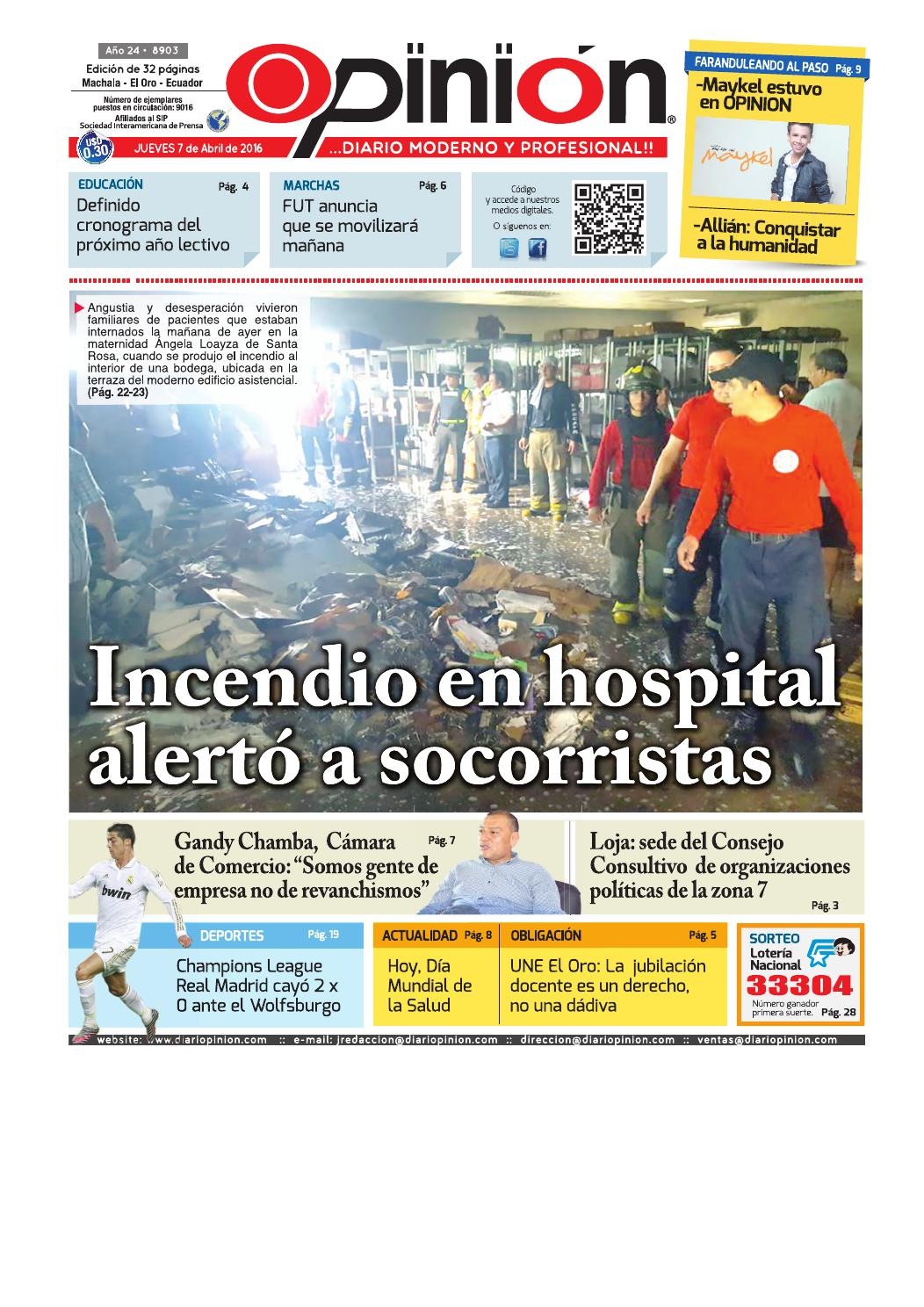 Impreso 07 04 16 by Diario Opinion - issuu a2712cea9867