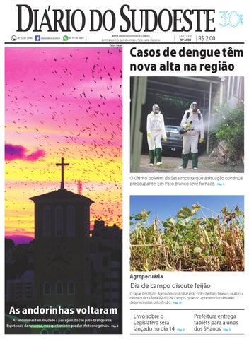 07663e3a0 Diário do sudoeste 07 de abril de 2016 ed 6608 by Diário do Sudoeste ...