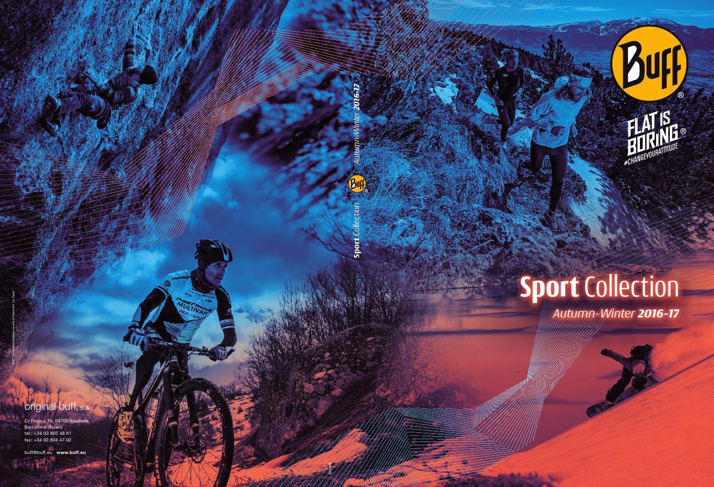 bed7ad6e5565e 04 catalogue buff sport hiver 2016 17 by Noovéo - issuu