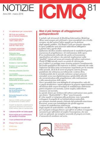 Icmq notizie n 81 by icmq spa issuu - Valutatore immobiliare ...