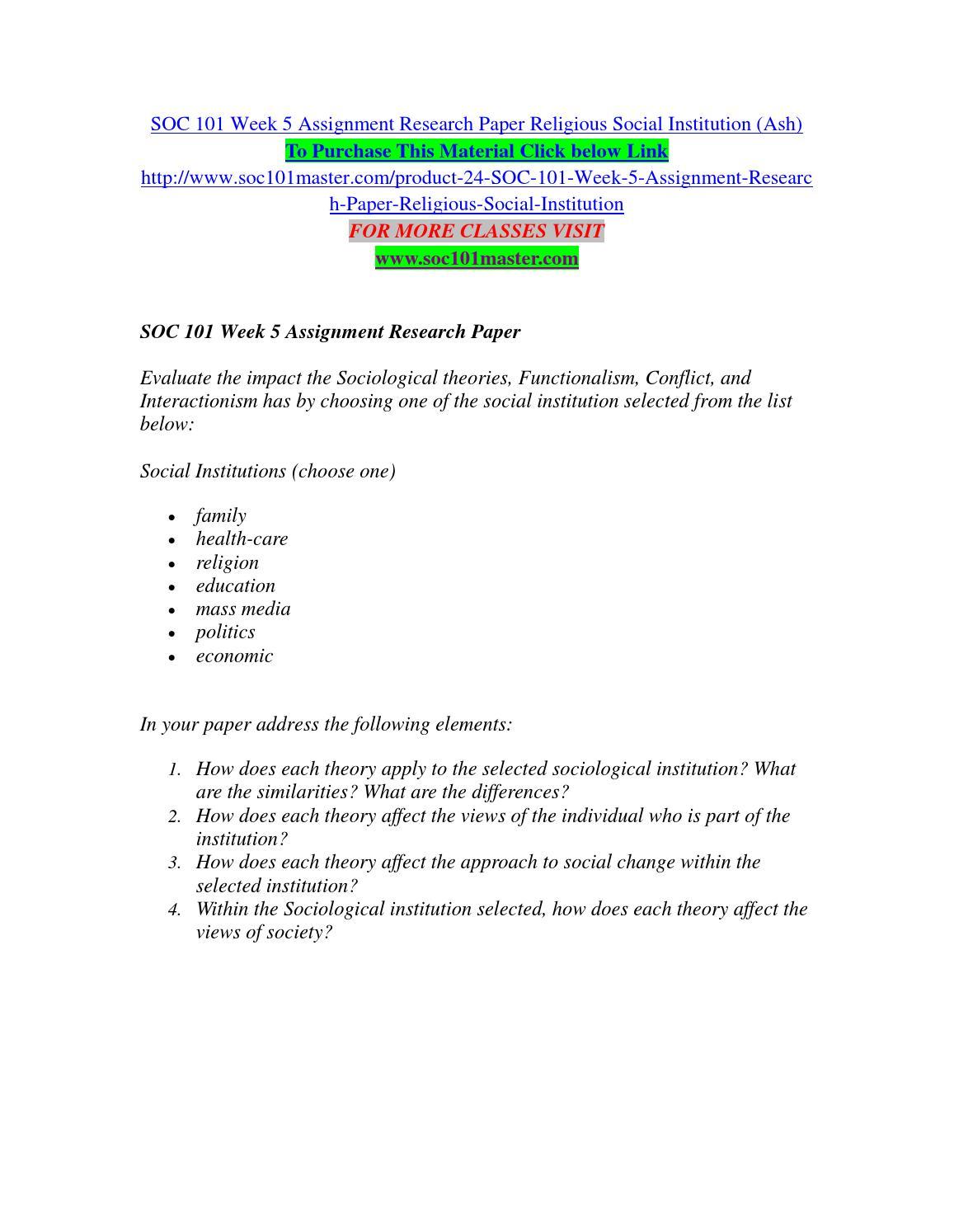 school as a social institution pdf
