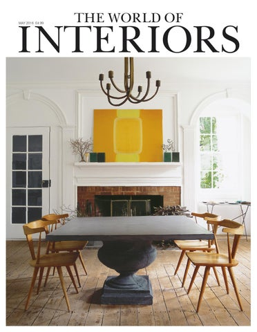 The World of Interiors May 2016 by Condé Nast Digital - issuu