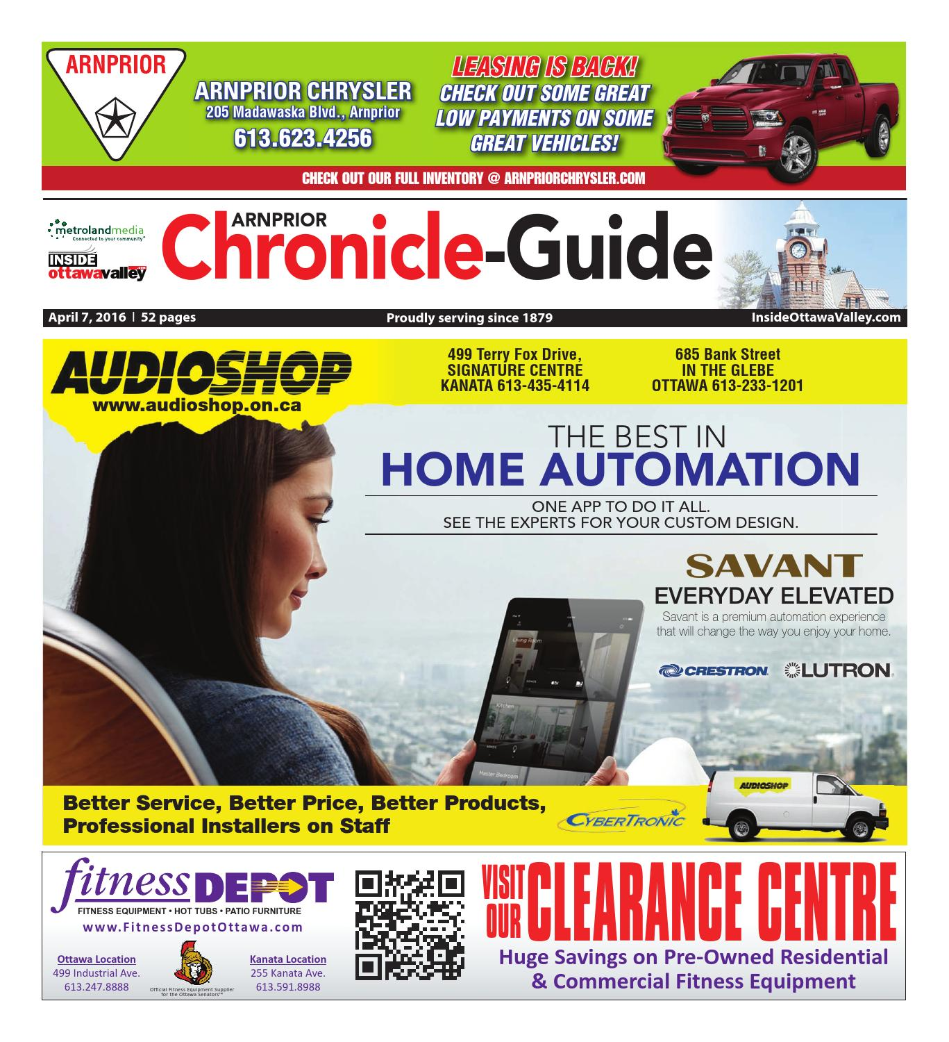 6c7db127508 Arnprior040716 by Metroland East - Arnprior Chronicle-Guide - issuu