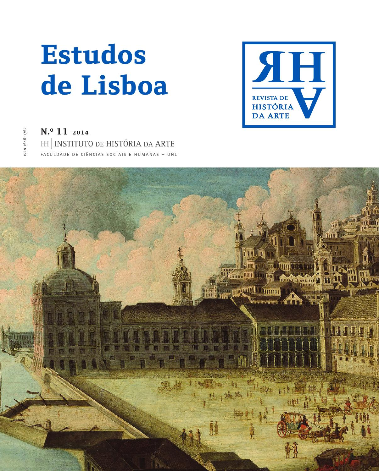 Revista De História Da Arte N º11 2014 By Instituto De História Da Arte Fcsh Unl Issuu