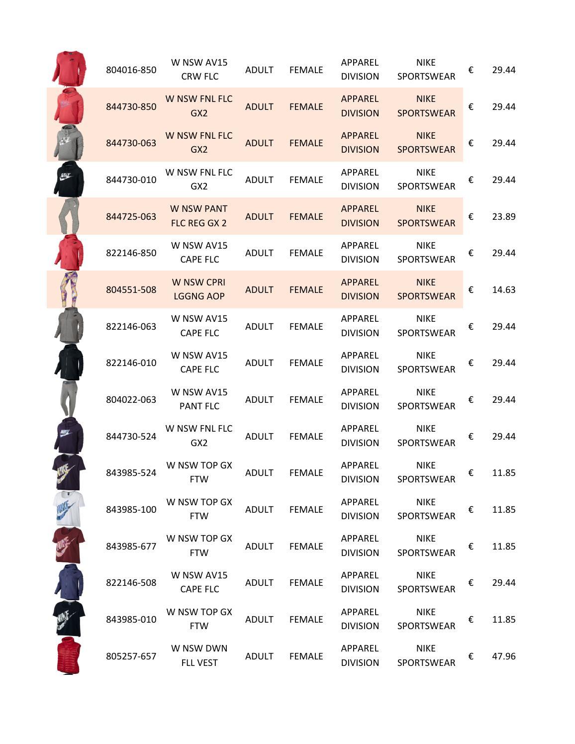 Nike Nsw Av15 Cape Flc Damen Sweatshirt Kapuzenpullover 822146-063