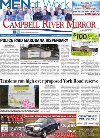 326be6a1bc2e Campbell River Mirror