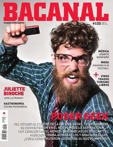 Revista Bacanal  122 by Florencia Gonzalez DG - issuu 2a9cc30ad07