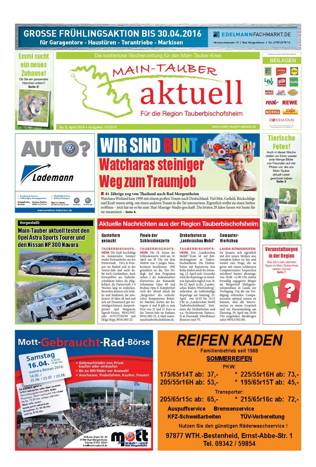 KW14 MTa - TBB by BlickLokal Wochenzeitung - issuu