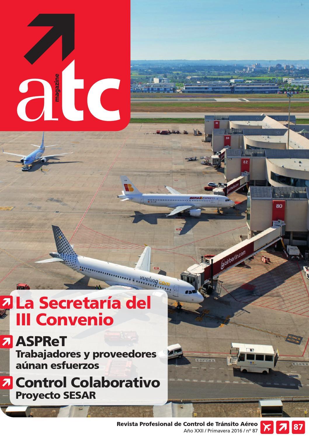 Número 87 by ATC Magazine - issuu