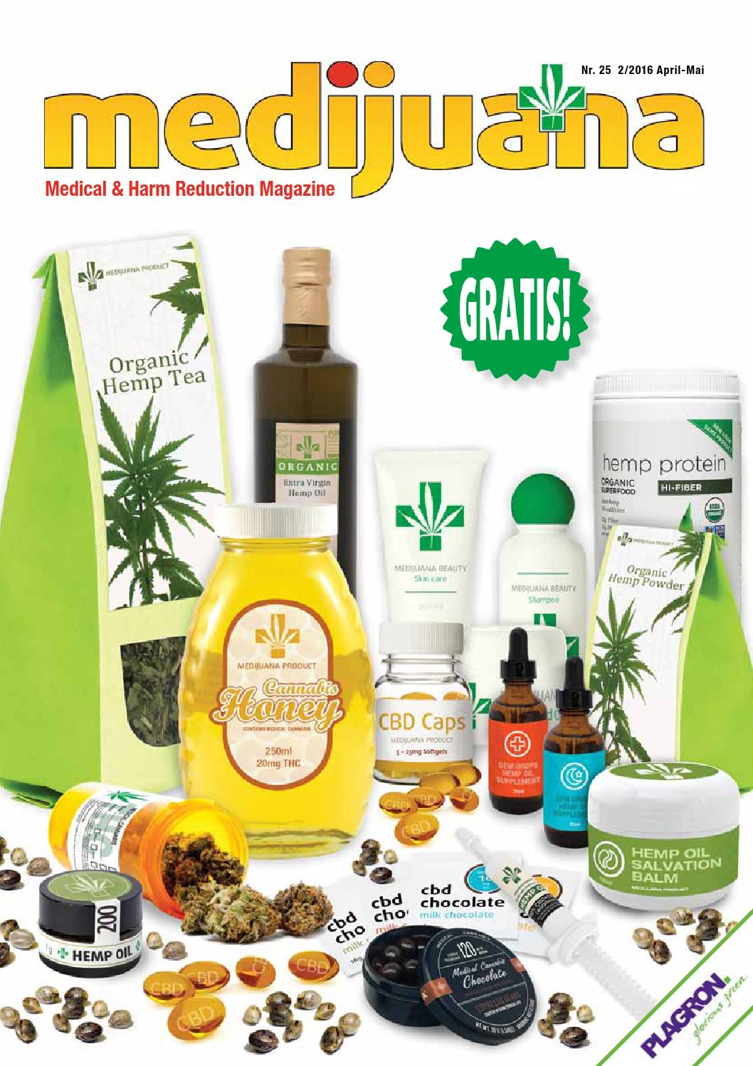 Medijuana 25 by Medijuana Magazine - issuu