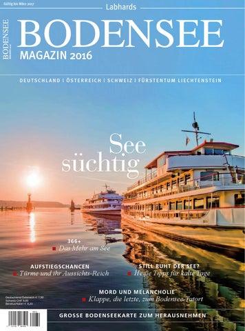 Bodensee Magazin 2016 Auszug By Labhard Medien Issuu