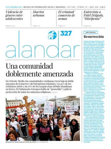 Alandar 327 Abril 2016 By Revista Alandar Issuu