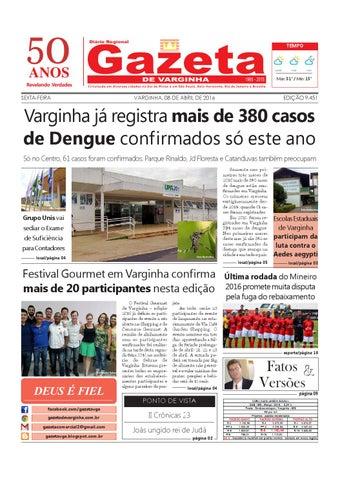 Jornal Gazeta de Varginha 08 04 2016 by Gazeta de Varginha - issuu 8cb487cf58