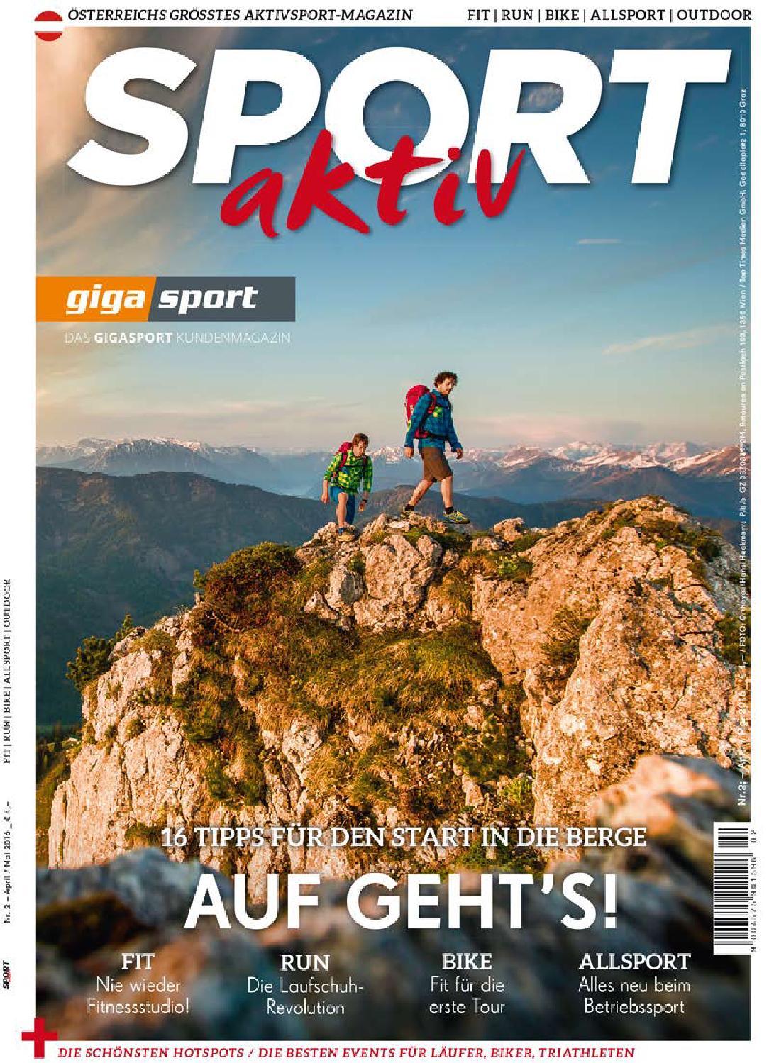 Sport Aktiv 116 by Gigasport issuu