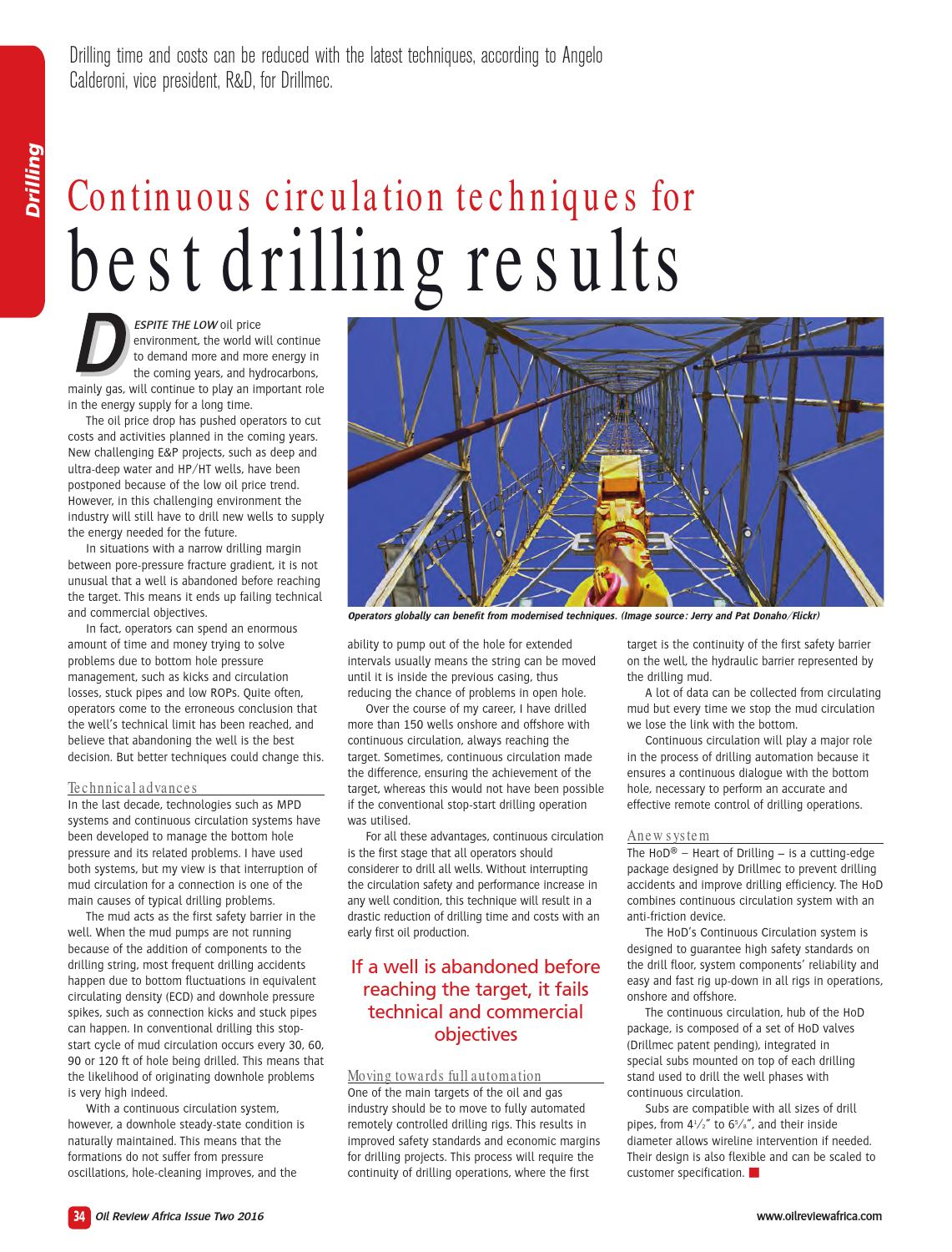 Oil Review Africa 2 2016