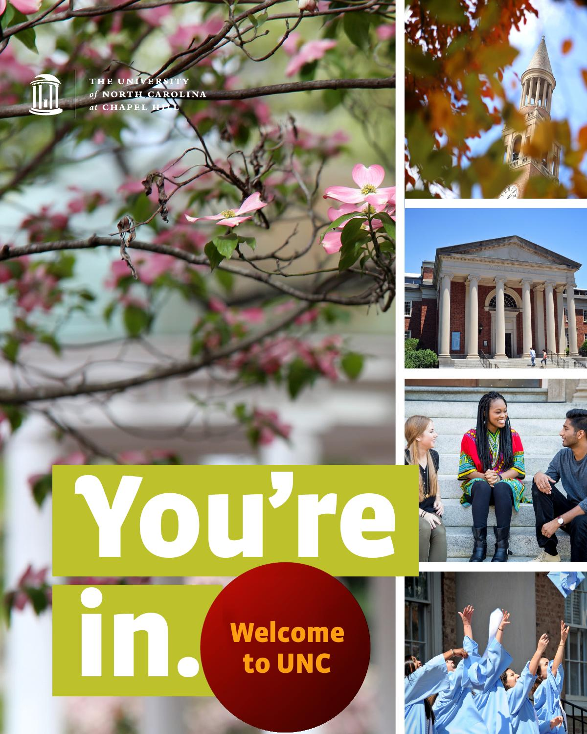 unc-chapel hill 2016 - admitted students brochure for transfers by