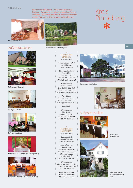 Hochzeit In Schleswig Holstein Fruhjahr 2016 By Kuchenbuchs