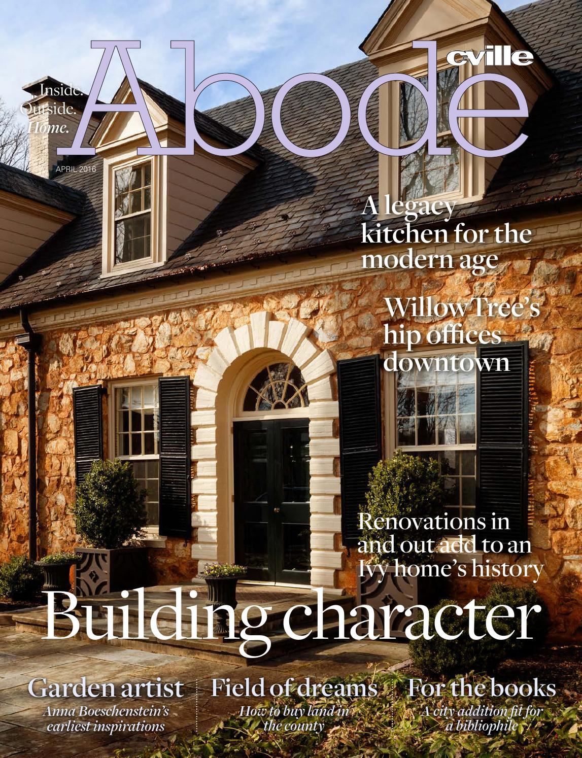 C-VILLE Abode: April 2016 by C-VILLE Weekly - issuu