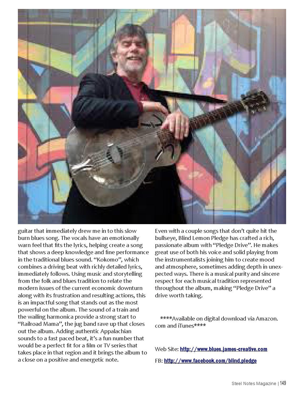 Steel Notes Magazine April 2016
