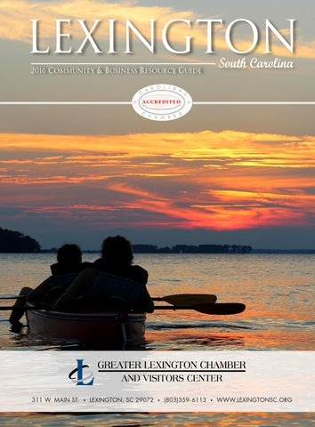 2016 Lexington Sc Community Business Resource Guide By Greater Lexington Chamber Visitors Center Issuu