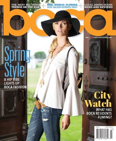 c9b179ac66 Boca Raton magazine March 2016 by JES Media - issuu