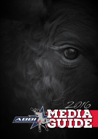 ABBI 2016 Media Guide by American Bucking Bull Inc - issuu ccd37961b089