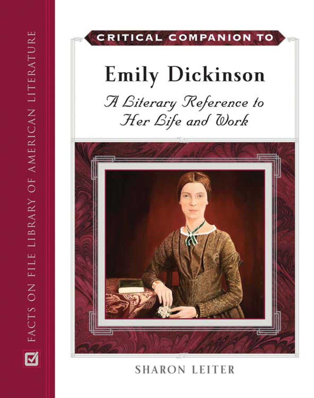 emily dickinson biography