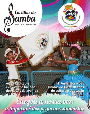 Revista Cartilha do Samba nº 7 (2016) by Portal Academia do Samba ... 28884a65dc856