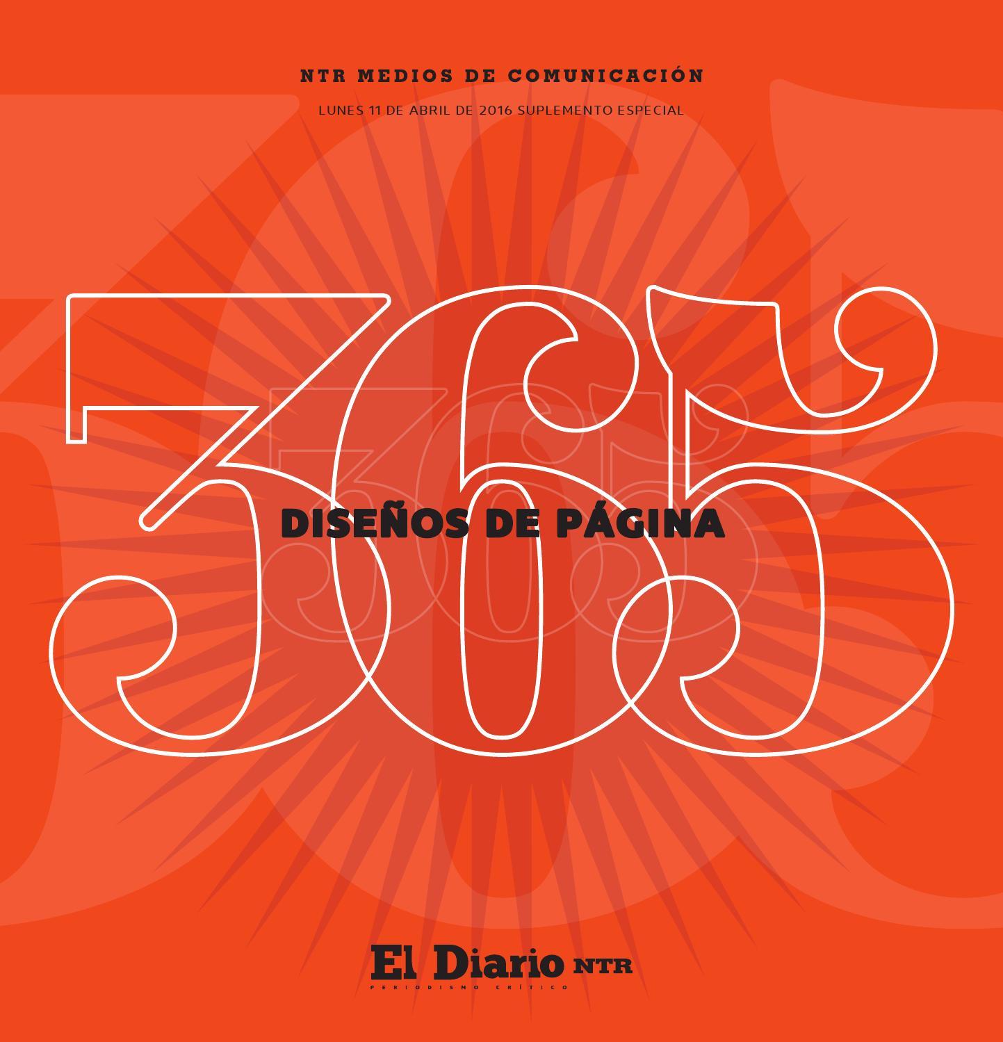 dc1f578d1fa 365 diseños de página by NTR Guadalajara - issuu