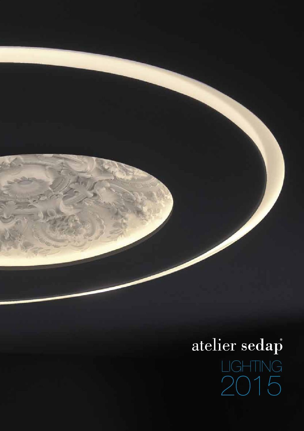 atelier sedap lighting 2015 catalogue by brink licht issuu