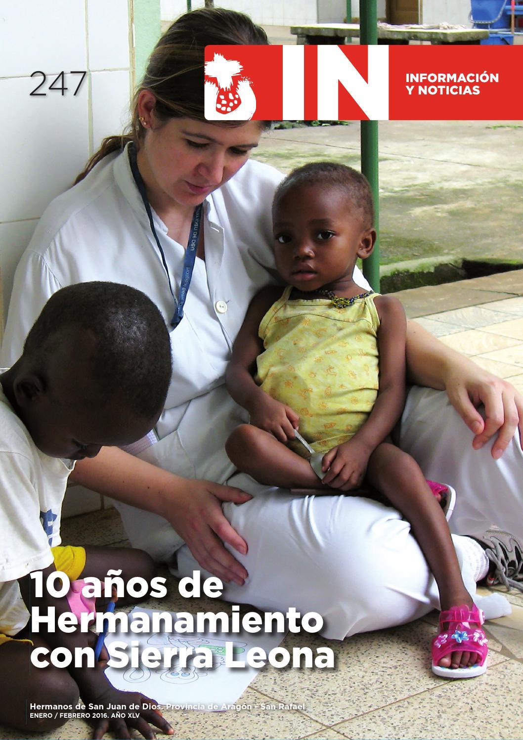 IN_247 by Orden Hospitalaria San Juan de Dios - issuu