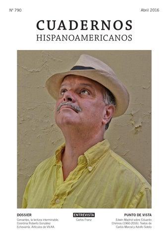 ba2abd2b57aef Cuadernos Hispanoamericanos 790 (Abril 2016) by AECID PUBLICACIONES ...
