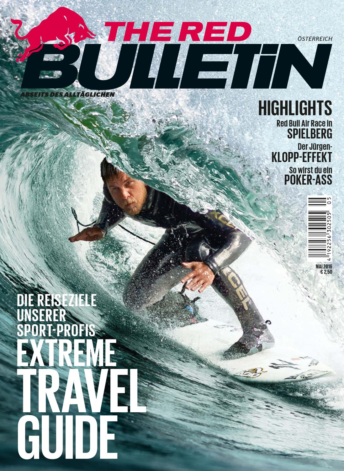 The Red Bulletin Mai 2016 - AT by Red Bull Media House - issuu