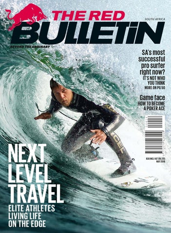 29ec6429abe The Red Bulletin May 2016 - ZA by Red Bull Media House - issuu