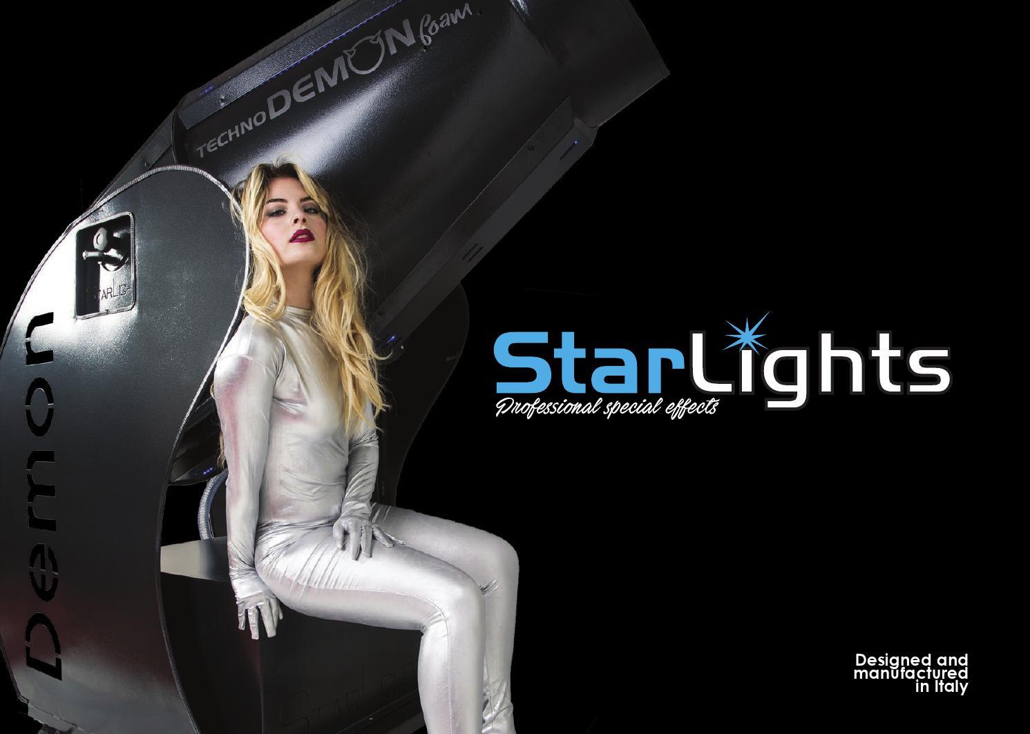 Calendario starlights 2016 by starlab spettacoli issuu for Starlab spettacoli