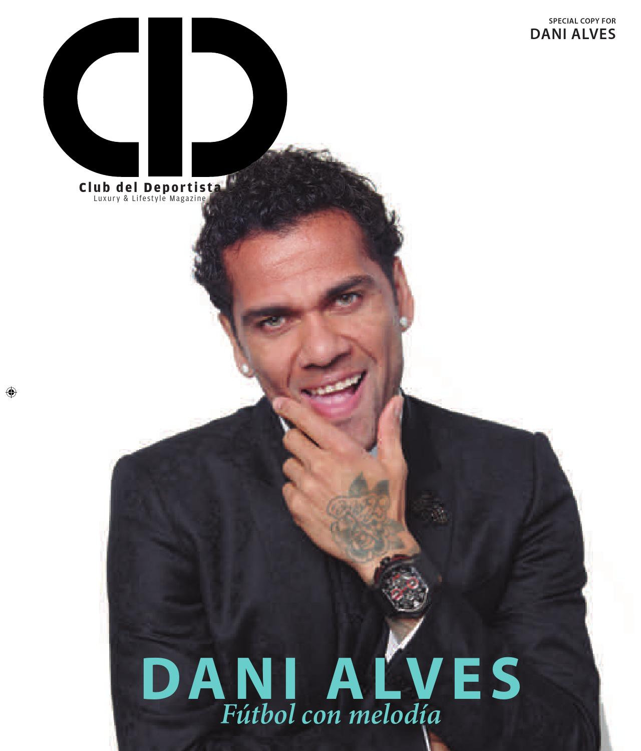 1e0498dbd Dani Alves by Club del Deportista - issuu