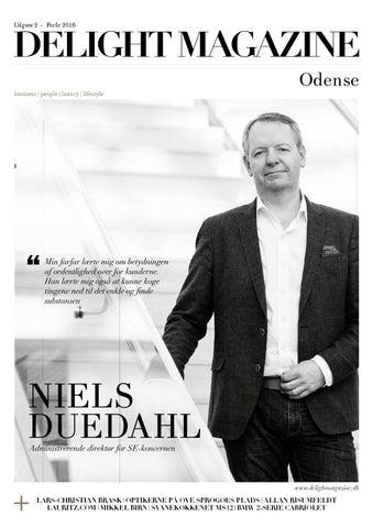 da00f1cc63a Delight Magazine, Odense 2. Udgave, forår 2016 by Delight Magazine ...