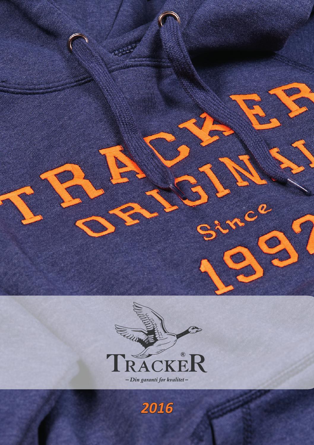 4988dbf5 Tracker katalog 2016 by Reklamehuset - issuu