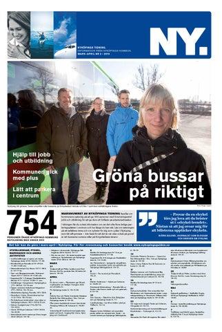 Nyköpings Tidning Nr 2 2016 By Nyköpings Kommun Issuu