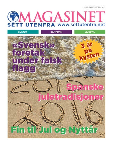 a7c1bd19 Magasinet 2015 12 web by Shannon Reeves - issuu