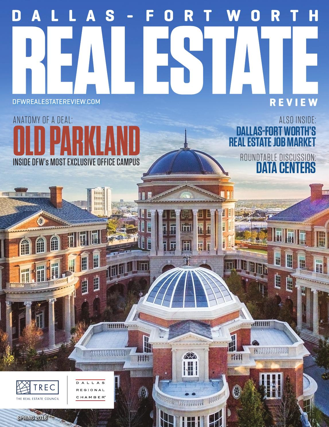 Dallas fort worth real estate review summer 2015 by dallas dallas fort worth real estate review spring 2016 malvernweather Gallery