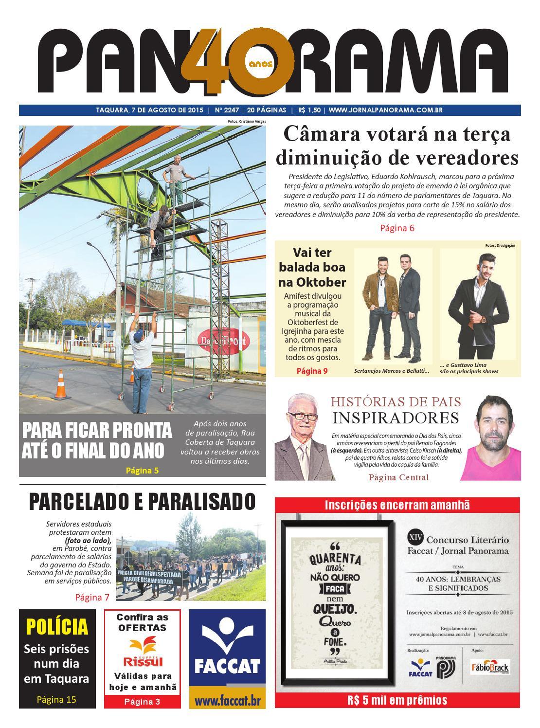 13190f02ce4 2247 by Jornal Panorama - issuu