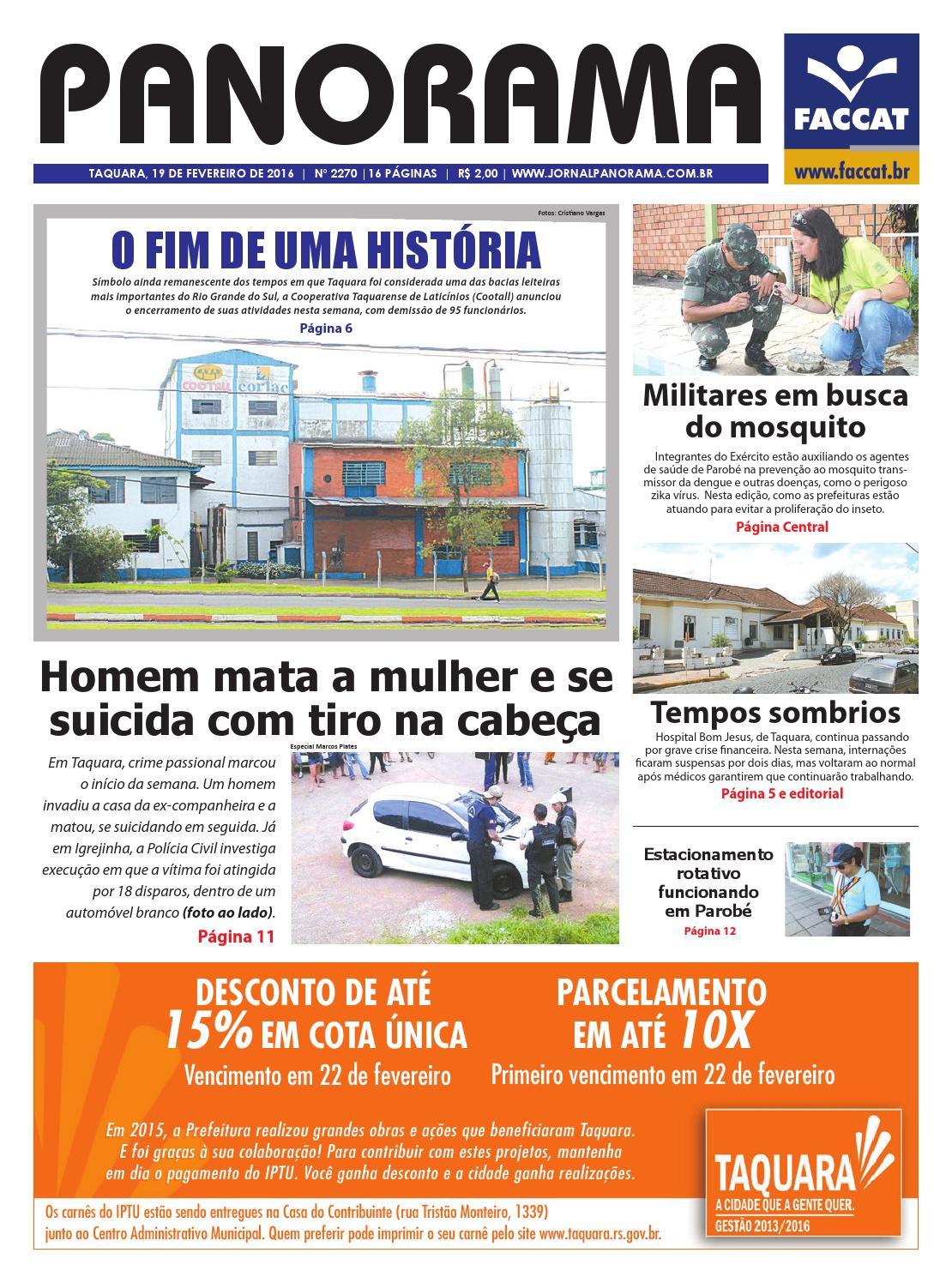 3cd7e23515 2270 by Jornal Panorama - issuu