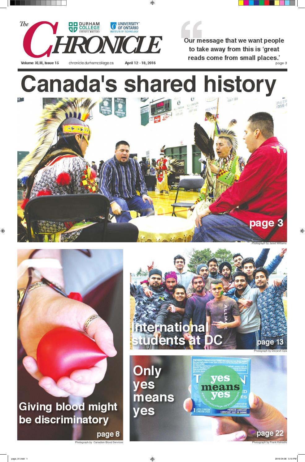 Chronicle 15 16 Issue 15 by City Media - issuu 0bfd6b9ea319b