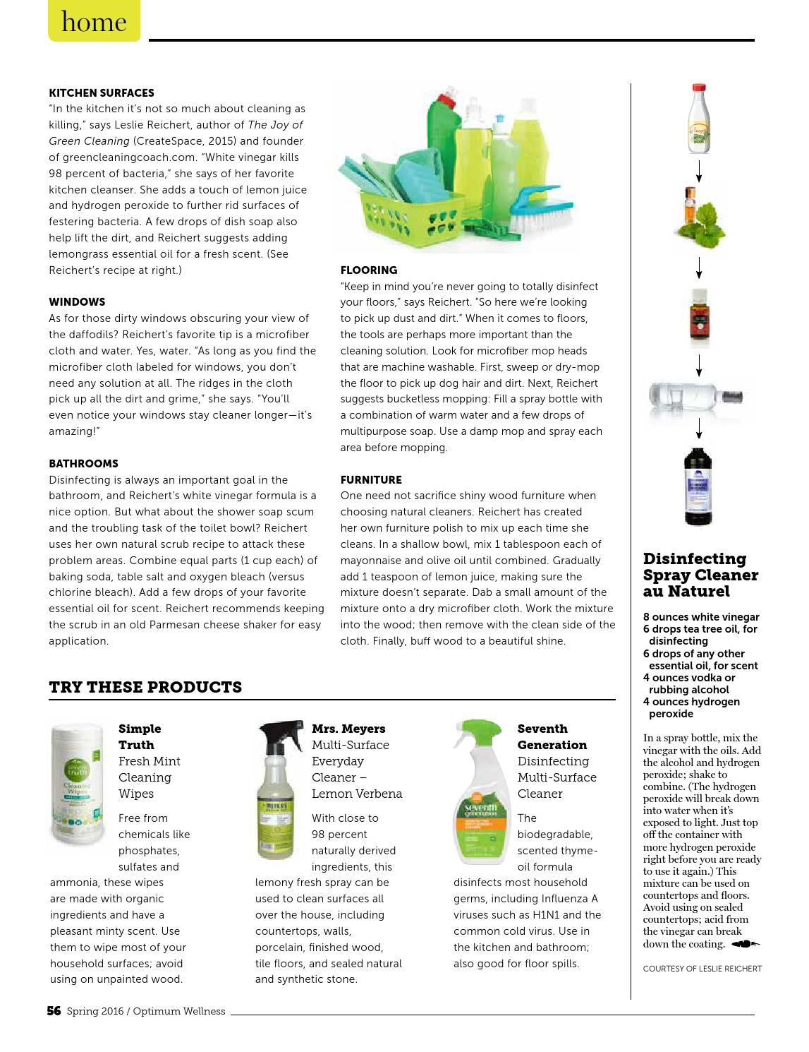 Optimum Wellness Spring 2016 by Hungry Eye Media - issuu