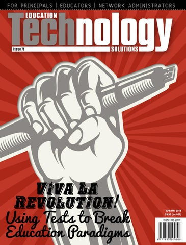 Education Technology Solutions, Issue #71 by Interactive Media