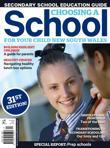 NSW Issue #31 2016 by choosingaschool - issuu