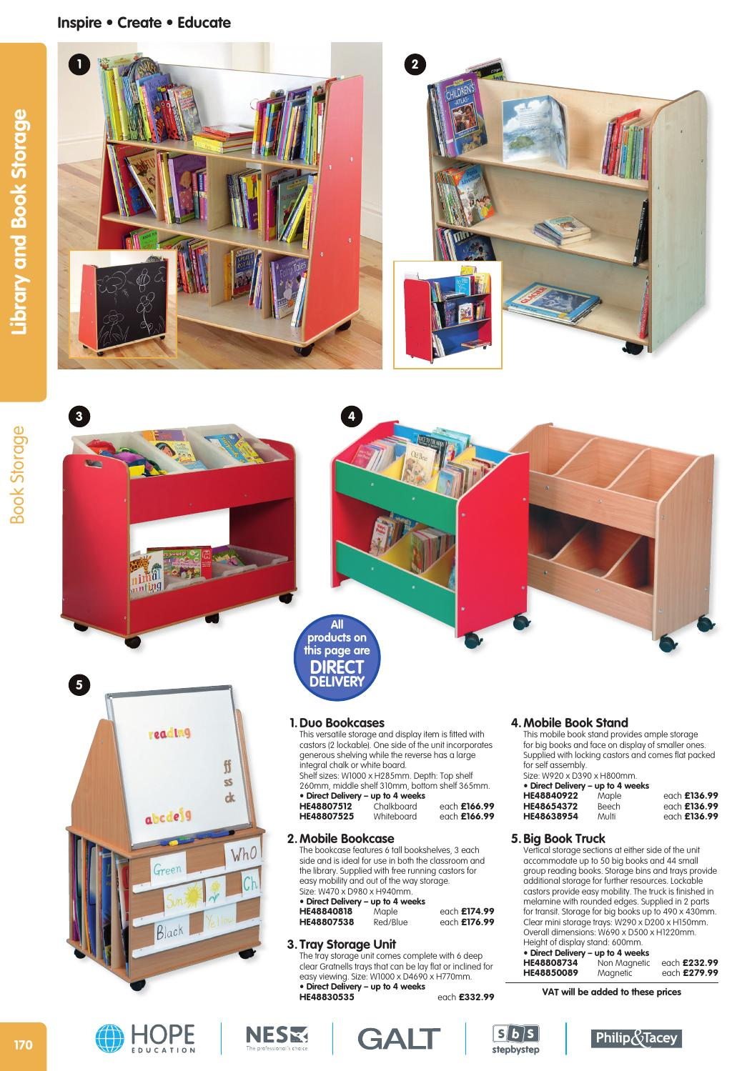 Hope Education Primary Furniture And Storage Resources 2016