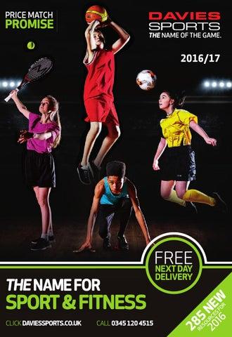 447972ac0c3 Davies Sports Secondary Catalogue 2016 17 by Findel Ltd - issuu